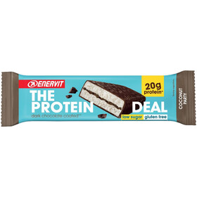 Enervit Protein Deal Bar Box 25x55g, Coconut